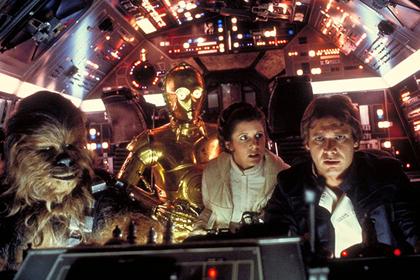 Журнал Esquire назвал лучшие фильмы серии «Звездные войны»