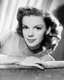 Джуди Гарленд в 1945 г.