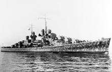 Корабль ВМС США USS Juneau. Фото: CC0 / Public Domain /