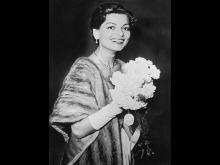 Лиз Ассия в 1956-м году.  Hulton Archive/Getty Images. Фото: Keystone