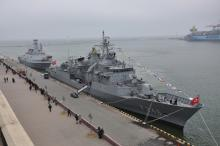 Фото пресс-службы Одесского порта