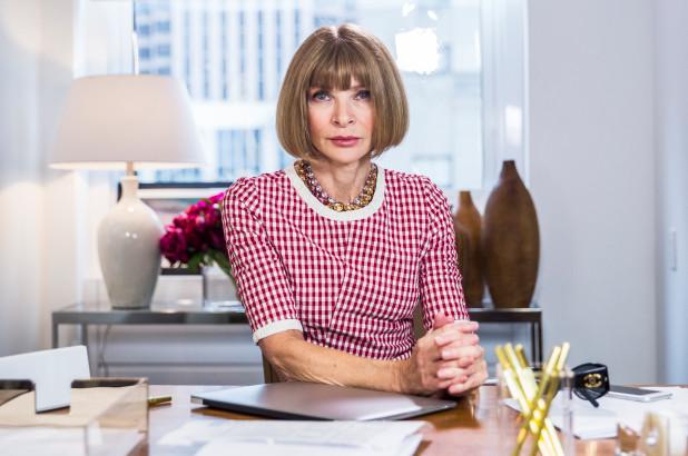 Анна Винтур уходит споста основного редактора Vogue (ноэто неточно)