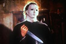 Кадр из фильма «Хеллоуин»
