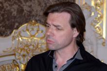 Балетмейстер Алексей Скляренко