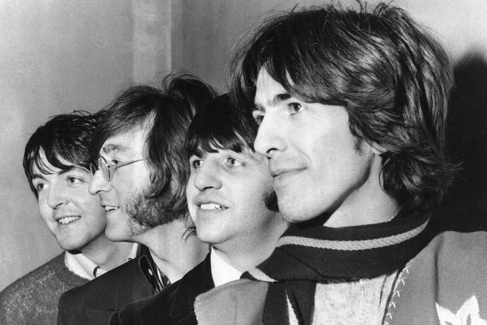 ВЯпонии обнаружили шестьдесят неизвестных фотографий группы The Beatles