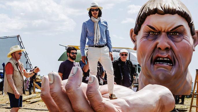 Кинорежиссер Терри Гиллиам потерял права нафильм «Человек, который убил Дон Кихота»