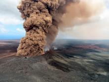 Вулкан Килауэа. Getty Images. Фото архив): М.Тама
