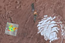 Изображение: USGS Astrogeology Science Center / Arizona State University / ESA / INAF
