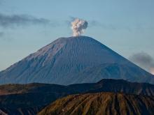 Ринджани, Индонезия.  Getty Images. Фото: У. Ифансасти