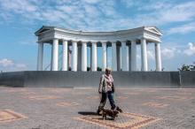 Перед реставрацией. Май 2017 г. Фото Олега Владимирского