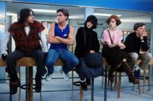 Кадр из фильма «Клуб «Завтрак»