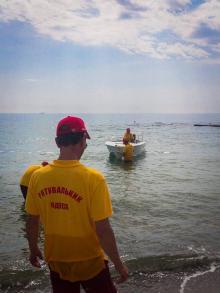 Фото: КП  «Спасательно-водолазная служба Одесского городского совета»