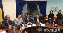 На встрече в Одесской ОГА