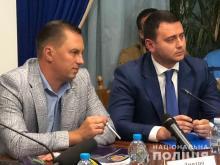Дмитрий Головин и Олег Жученко