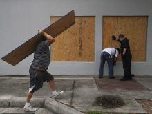 Флорида, 9 октября 2018 года.  Getty Images. Фото: Дж. Ридл