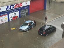 После наводнения во Франции (архив).  Getty Images. Фото: Дж. Рислер