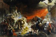 Карл Брюллов, «Последний день Помпеи»