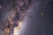 Изображение: ESO / Beletsky/ DSS1 + DSS2 + 2MASS
