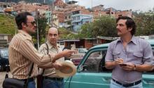 Кадр из сериала «Нарко: Мексика»