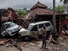 Бантен, Индонезия. 24 декабря 2018 года.  Getty Images. Фото: У.Ифансасти