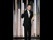 Рами Малек на церемонии Золотой глобус. 6 января 2019 года.  NBCUniversal/Getty Images. Фото: П.Дринквотер