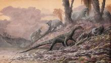 Иллюстрация: Mark Witton / Natural History Museum, London