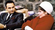 Стэнли Донен и Одри Хепберн на съемках фильма 1963 года «Шарада»