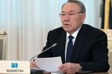 Нурсултан Назарбаев. Фото: Болат Шайхинов / РИА Новости