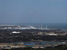 Фукусима, 6 апреля 2019 года.  Getty Images. Фото: Т.Осуми