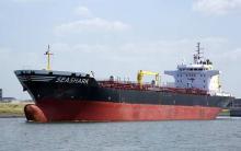 Фото: танкер «Sea Shark» (из открытых источников)
