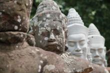 Храмовый комплекс Ангкор-Ват. Фото: Eugene Hoshiko / AP