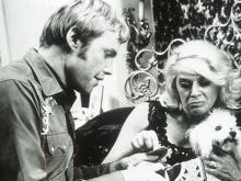 Сильвия Майлз в 1968 году.  Hulton Archive/Getty Images/Liaison Dist.