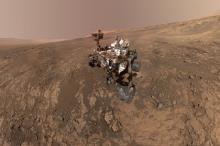 Марсоход Curiosity. Фото: NASA / Reuters