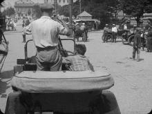 Кадр из фильма «Человек с киноаппаратом»