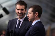 Дэвид Бениофф и Дэниел Бретт Уайсс. Фото: Robert Galbraith / Reuters