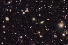 Фото: NASA / ESA, R. Ellis (Caltech) / HUDF 2012 Team via AP