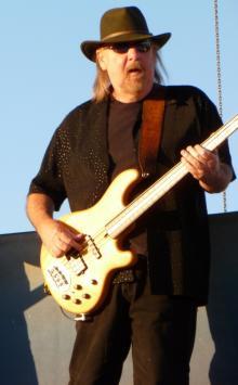 Ларри Янструм. Фото: Nico.GI / Wikimedia