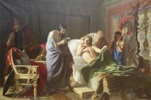 «Доверие Александра Македонского к врачу Филиппу» (художник Генрих Семирадский, 1870). Фото: Wikimedia