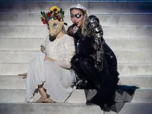Мадонна. Getty Images. Фото: М.Кампанелла