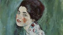 Густав Климт. «Девушка». 1916