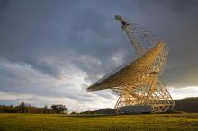 Радиотелескоп Грин-Бэнк. Фото: Jim West / Globallookpress.com