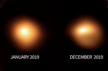 Изображение: M. Montargès et al. / ESO