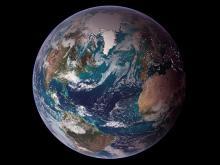 Земля. Фото: NASA