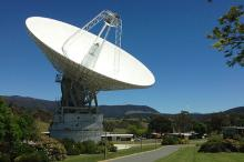 Фото: NASA / Canberra Deep Space Communication Complex
