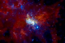 Изображение: NASA / CXC / MIT / F. Baganoff, R. Shcherbakov et al.