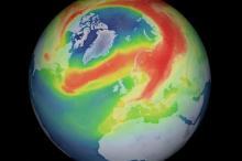 Изображение: Copernicus / DLR / BIRA / ESA