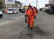 Подольск. Фото: Главное управление ГСЧС в Одесской области