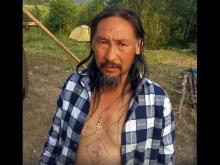 Якутский шаман Александр Габышев. Wikipedia.org. Фото: Ybelov