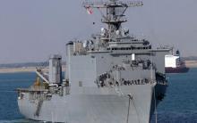 Фото: корабль США USS Oak Hill (wikimedia.org)