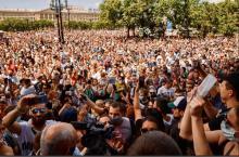 Акция протеста в Хабаровске. Фото Гелены Афанасьевой
